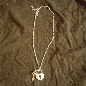 Park Lane Key to My Heart Necklace